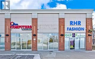 Retail Property for rent in #81 - 83 -10 KARACHI DR 81 - 83, Markham, Ontario, L3S0B6