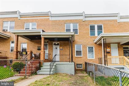 Residential Property for sale in 4013 EIERMAN AVENUE, Baltimore City, MD, 21206