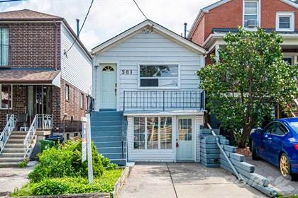 Residential Property for sale in 561 Northcliffe Blvd, Toronto, Ontario, M6E3L6