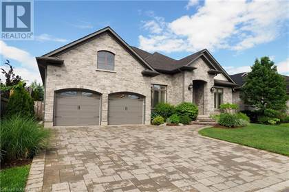 Single Family for sale in 14 LANGTON Drive, Kitchener, Ontario, N2P2X9