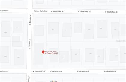 Lots And Land for sale in 2917 W SAN ISIDRO STREET, Tampa, FL, 33629