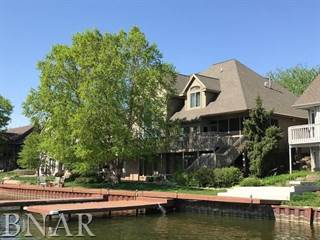 Single Family for sale in 25093 Eagle Pointe, Lake Bloomington, IL, 61748