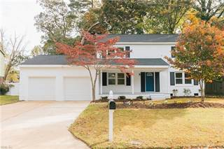 Single Family for sale in 744 Kingston Drive, Virginia Beach, VA, 23452