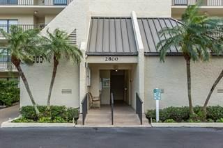 Condo for sale in 2800 COVE CAY DRIVE 4A, Largo, FL, 33760