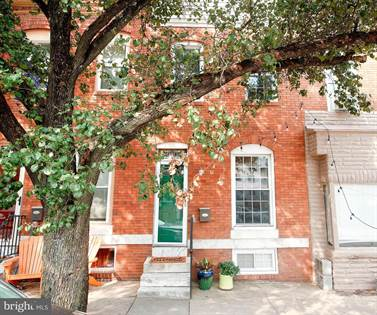 Residential Property for sale in 502 S ELLWOOD AVE, Baltimore City, MD, 21224