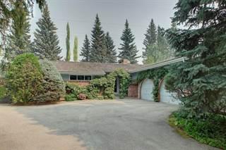 Single Family for sale in 6720 LEASIDE DR SW, Calgary, Alberta