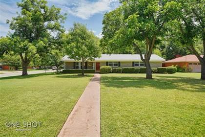 Residential Property for sale in 843 Marsalis Drive, Abilene, TX, 79603