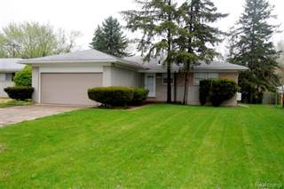 Single Family for rent in 21550 EVERGREEN Road, Southfield, MI, 48075