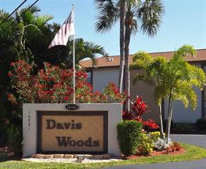 Condo for sale in 16881 Davis RD 112, Fort Myers, FL, 33908