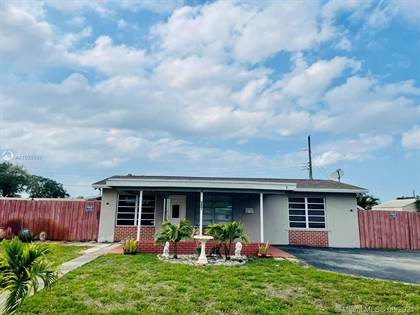 Residential Property for sale in 6881 SW 4th St, Pembroke Pines, FL, 33023