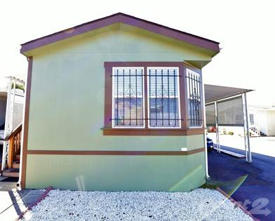 Mobile/Manufactured for sale in 1350 Oakland Rd. #71, San Jose, CA, 95112
