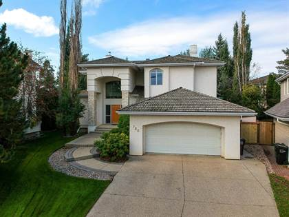 Single Family for sale in 723 BUTTERWORTH DR NW, Edmonton, Alberta, T6R2M7