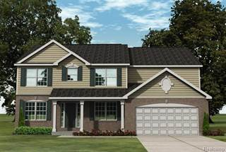 Single Family for sale in 51309 Maple Leaf Drive, Greater Mount Clemens, MI, 48042