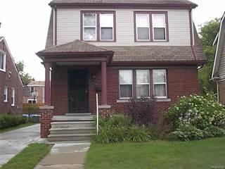 Single Family for sale in 15748 STOUT Street, Detroit, MI, 48223