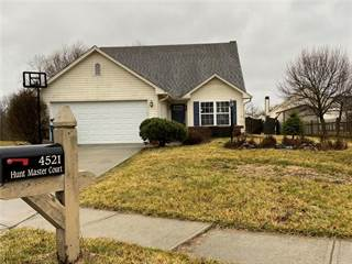 Single Family for sale in 4521 Hunt Master Court, Indianapolis, IN, 46268