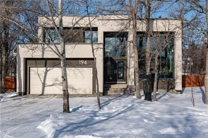 Single Family for sale in 194 Park PL E, Winnipeg, Manitoba, R3P2E4