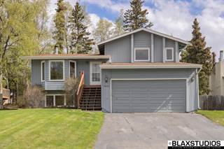 Single Family for sale in 9013 W Parkview Terrace Loop, Eagle River, AK, 99577