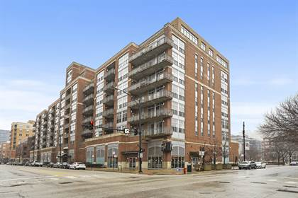 Residential Property for sale in 111 South MORGAN Street 624, Chicago, IL, 60607