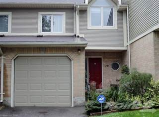 Townhouse for rent in 79-9 Ailsa Place, London, Ontario, N5Z 4Z6