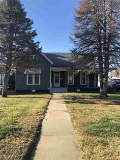 Residential Property for sale in 308 N Court St, Morganfield, KY, 42437