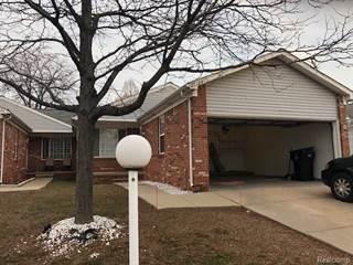 Condo for rent in 27124 ANTONIO Drive, Roseville, MI, 48066