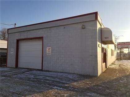 Industrial for sale in 101 Salter ST, Winnipeg, Manitoba, R2W4J7