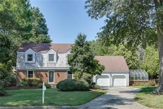 Single Family for sale in 4609 W Ferry Plantation Circle, Virginia Beach, VA, 23455