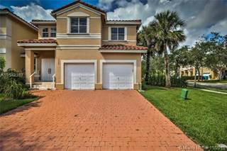 Townhouse for sale in 3400 SW 170th Ave, Miramar, FL, 33027