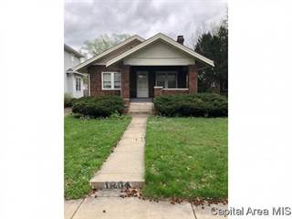 Single Family for sale in 1604 S LOWELL AVE, Springfield, IL, 62704
