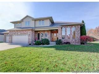 Single Family for sale in 303  DUTCHMAN WAY, Chatham, IL, 62629