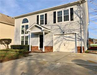 Single Family for sale in 2225 Holly Berry Lane, Chesapeake, VA, 23325