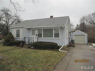 Single Family for sale in 201 SHERWOOD Drive, Pekin, IL, 61554