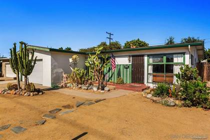 Residential Property for sale in 4657 Pocahontas Ave, San Diego, CA, 92117