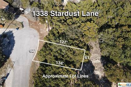Lots And Land for sale in 1338 Stardust Drive, Canyon Lake, TX, 78133