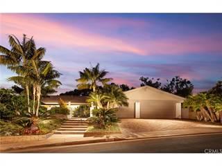 Single Family for sale in 1009 Dolphin, Corona Del Mar, CA, 92625
