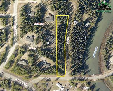 Lots And Land for sale in LOT 1 KATIE COURT, Fairbanks, AK, 99705