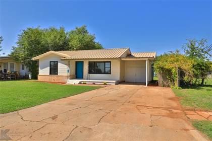 Residential Property for sale in 742 S Jefferson Drive, Abilene, TX, 79605