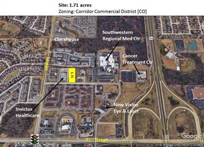 Lots And Land for sale in 9713 E 79th Street, Tulsa, OK, 74133