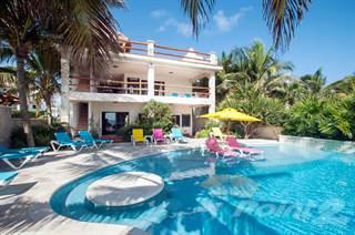 Residential Property for sale in RAR50 – Ocean Front Dream Home in the Heart of Puerto Morelos!, Puerto Morelos, Quintana Roo