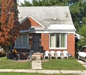 Single Family for sale in 12721 Hayes, Detroit, MI, 48205