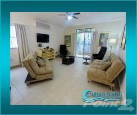 Casa Santa Fe Calle 17 Sur Entre 15 Av C Y Bis Col Andres Quintana Roo Cozumel