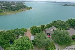 Single Family for sale in 648 RIMROCK PASS, Canyon Lake, TX, 78133