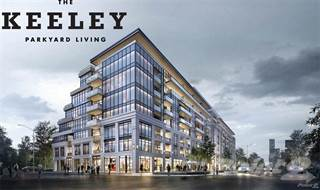 Apartment for sale in Keeley Condos, Toronto, Ontario