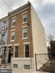 Townhouse for sale in 2026 N 4TH STREET, Philadelphia, PA, 19122