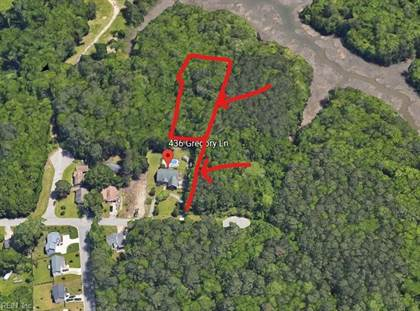 Lots And Land for sale in 590A Gregory Lane, Virginia Beach, VA, 23451