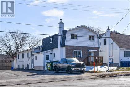 Multi-family Home for sale in 282-292 DONALD STREET, Ottawa, Ontario, K1K1M7