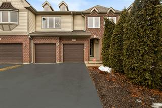 Townhouse for sale in 1470 Pauline Circle, Mundelein, IL, 60060