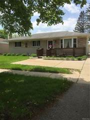 Single Family for sale in 19559 MERRIMAN, Livonia, MI, 48152