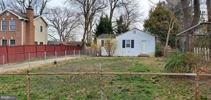 Lots And Land for sale in 6425 THIRD STREET, Alexandria, VA, 22312