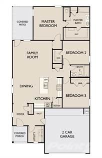 Singlefamily for sale in 2206 Thunderbolt Peak Dr., Rosharon, TX, 77583